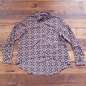 Tops - Women's Boohoo button up blouse